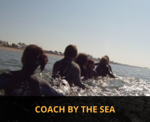 coach by the sea