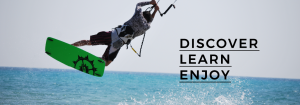 Discover Learn Enjoy watersports