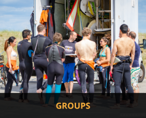 group watersports