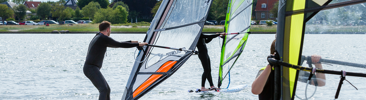 Windsurf | Course Copenhagen with Nauticeasy watersports center