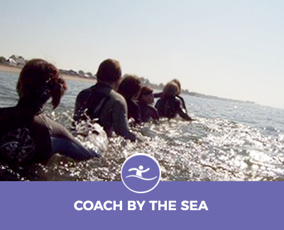 Coach by the sea Copenhagen Water sports