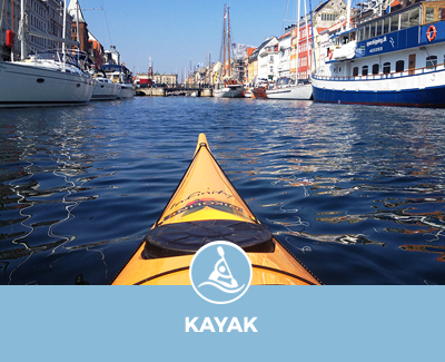kayak Copenhagen Water sports