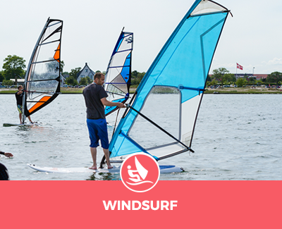windsurf Copenhagen Water sports