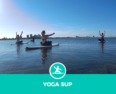 yoga sup Copenhagen Water sports