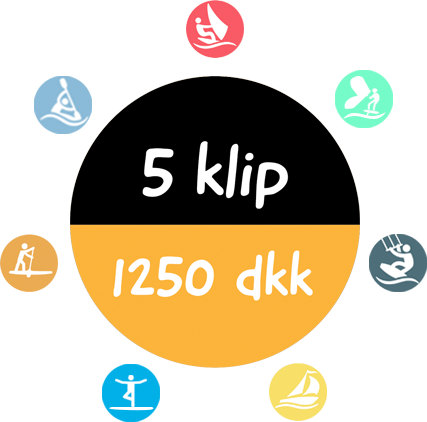 5 klips watersports discount